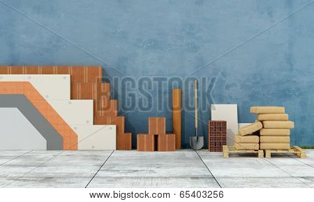 Thermal Insulation Of An Old Wall