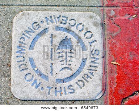No dumping!