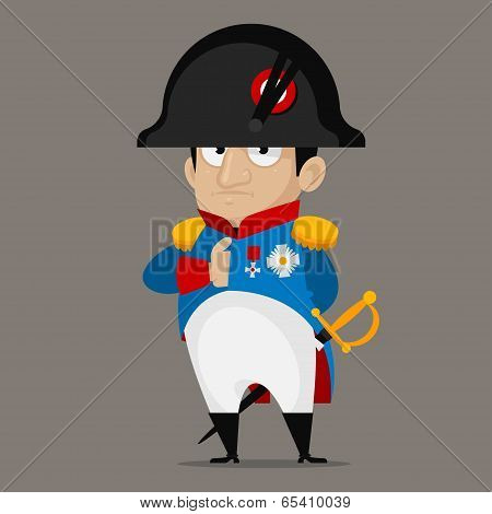 Napoleon Bonaparte cartoon character
