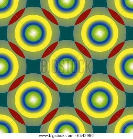 Círculos y esferas de textura