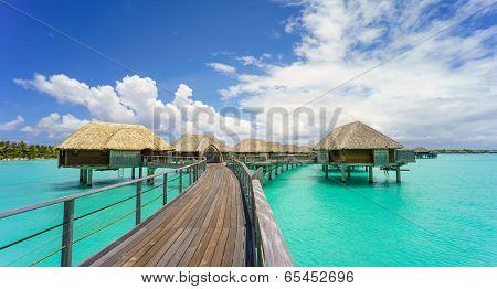 Paradise in Bora Bora