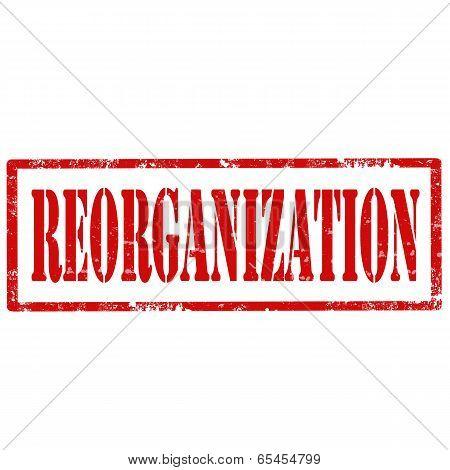 Reorganization-stamp