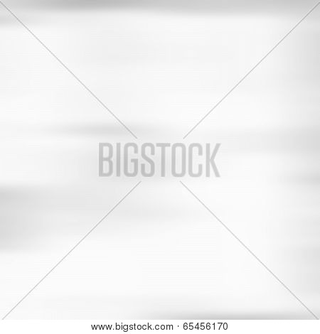 Gray and white smooth soft abstract background for design poster