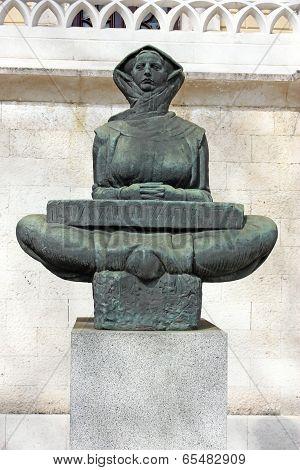History Of The Croats (povijest Hrvata), Sculpture