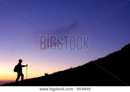 Dawn Climber