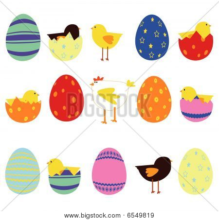 Egg Collection.