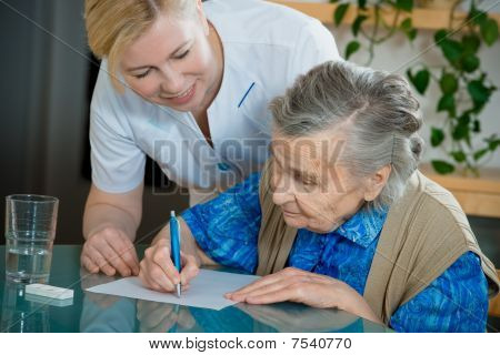 home caregiver