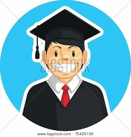 School-college Graduation - Boy