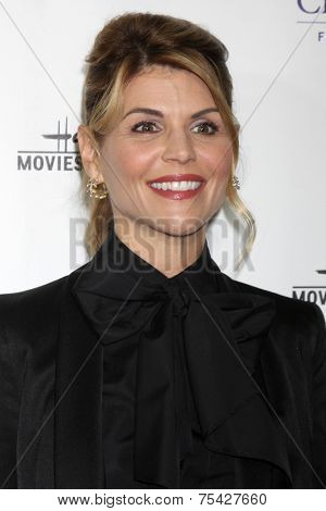 LOS ANGELES - NOV 4:  Lori Loughlin at the Hallmark Channel's