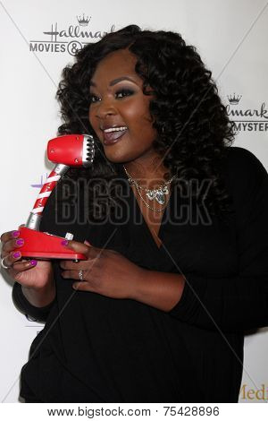 LOS ANGELES - NOV 4:  Candice Glover at the Hallmark Channel's