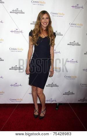LOS ANGELES - NOV 4:  Katherine Flynn at the Hallmark Channel's