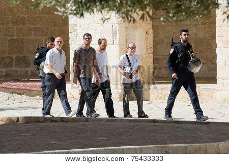 Jews On Temple-square