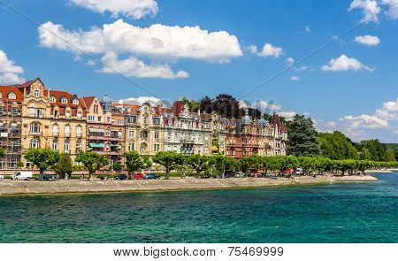 Konstanz Embankment - Germany, Baden-wurttemberg