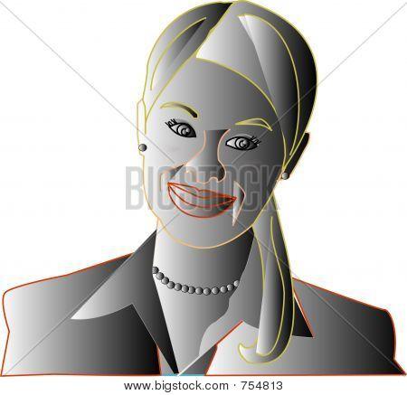 gradientwoman