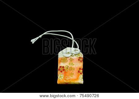 Japanese Charms Commonly Sold At Religious Sites Shinto And Buddhist.