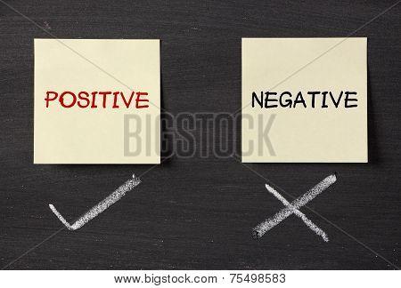Positive But Not Negative