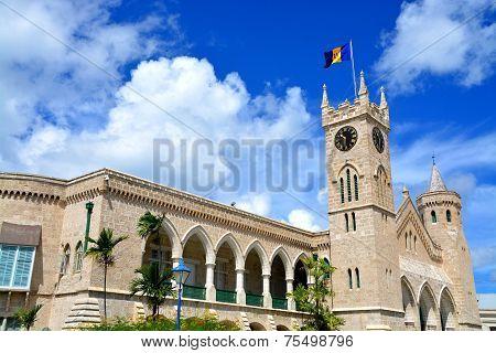 Parliament of Barbados, Bridgetown