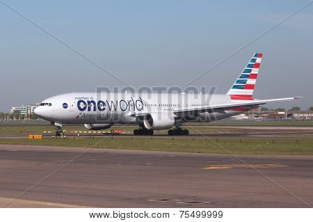 Oneworld - American Airlines