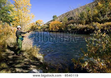 Truckee River Fly Fishing