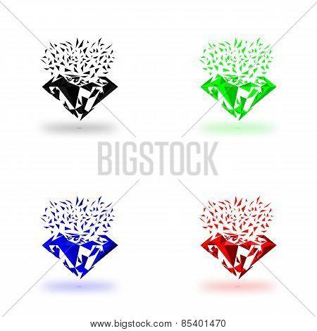 Gems Jewel Logo