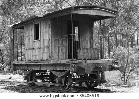 Old Railway Carriage