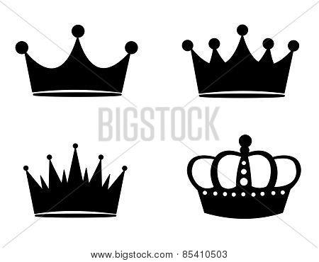 Crown Logo / Silhouette