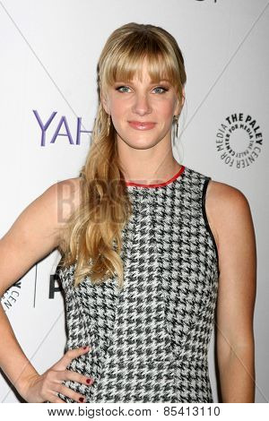 LOS ANGELES - MAR 13:  Heather Morris at the PaleyFEST LA 2015 -