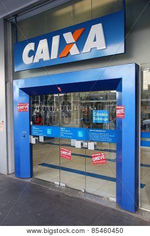 Caixa Bank, Brazil