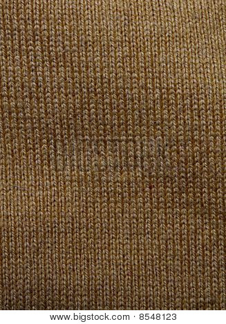 Knitted Fabric.