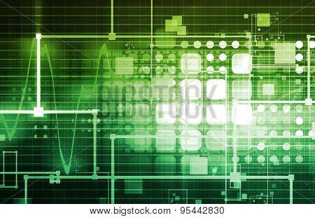Technology Engineering and Wavelength Spectrum Web Data