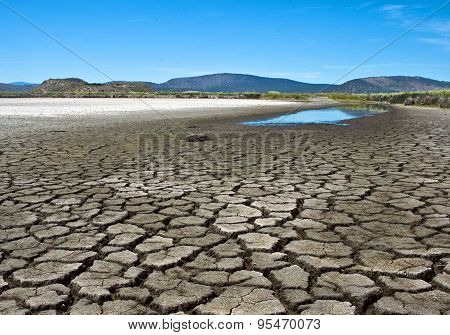 Drought Lake, California