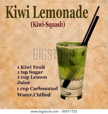Kiwi Squash Recipe
