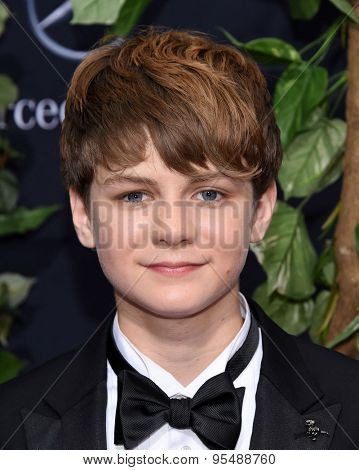 LOS ANGELES - JUN 09:  Ty Simpkins arrives to the