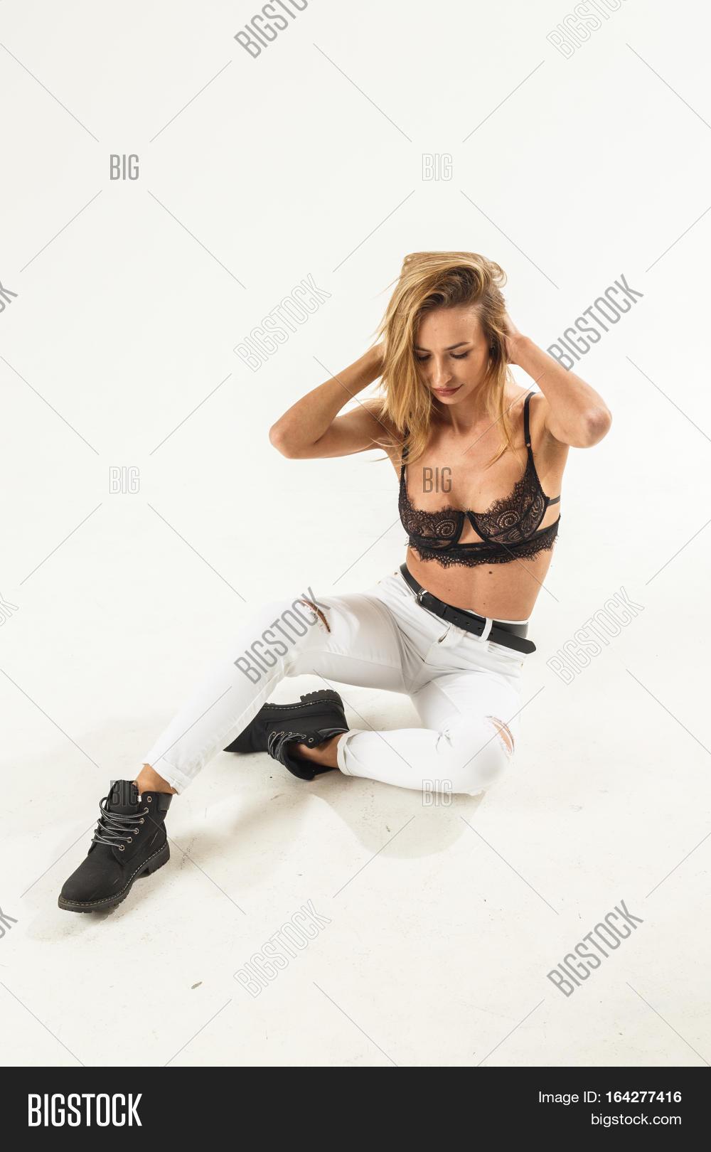 Think, that blond girls wearing sexy bras words