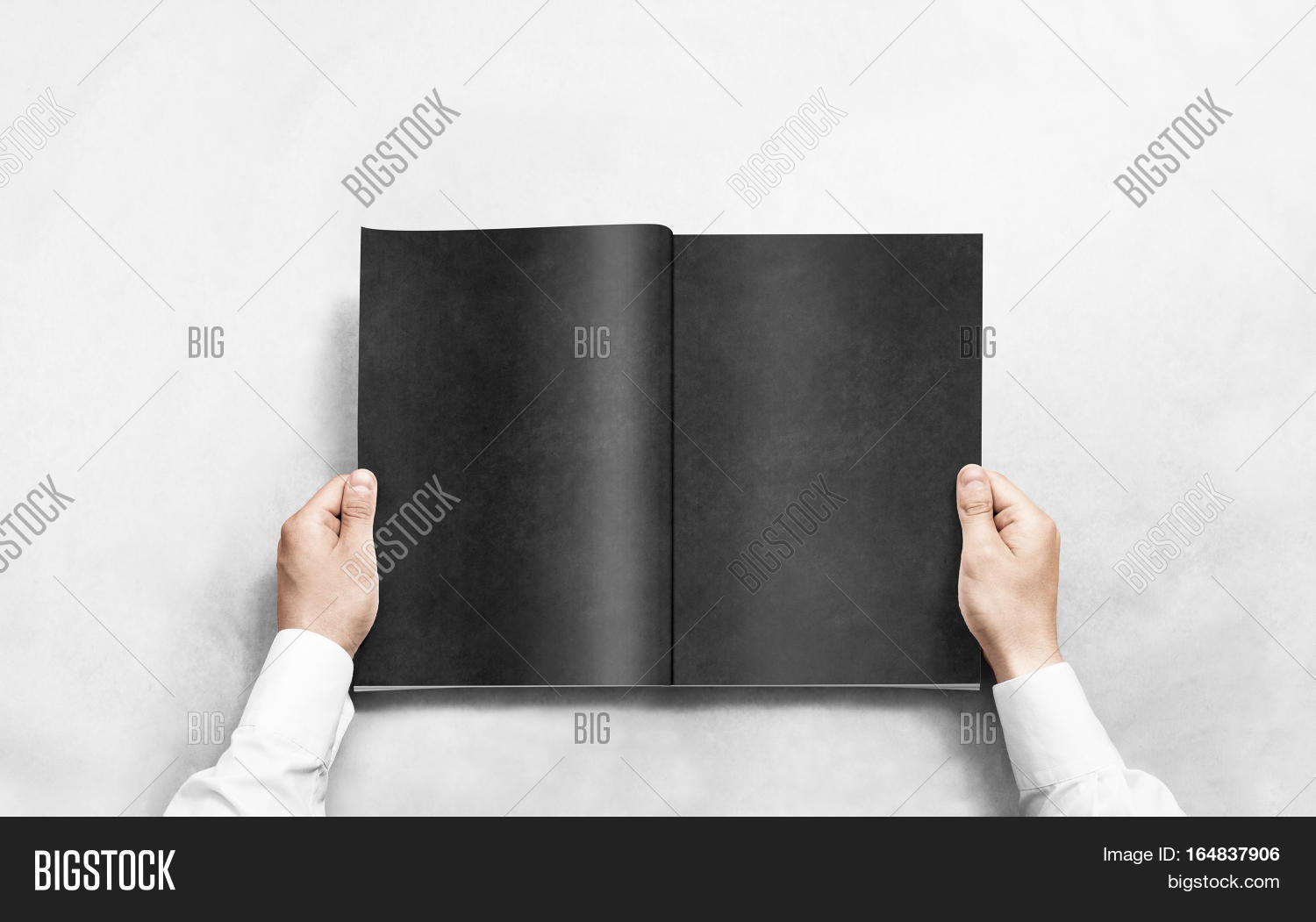 hand opening black image photo free trial bigstock