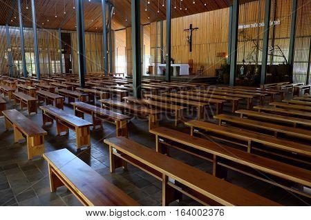 Ka Don Church, Environment Friendly Architecture