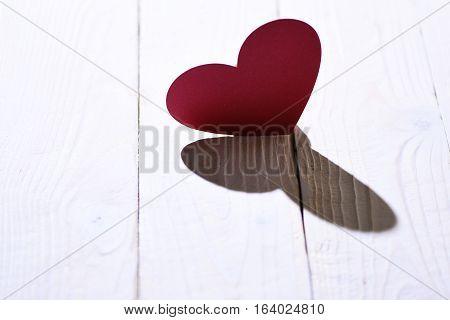 Paper Valentine Heart