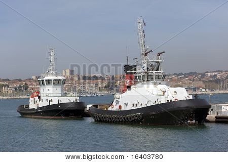 Two Fireboat