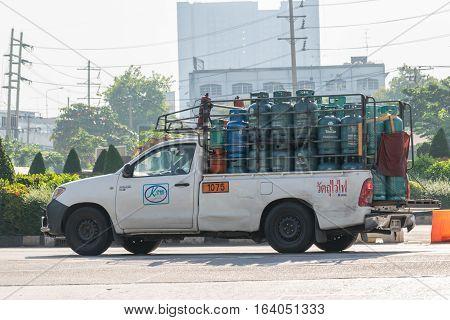 Truck Car Transport Lpg Tank