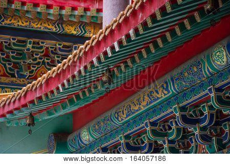 Wat Boromracha Kanchanapisek Anusorn (leng Noei Yi 2)