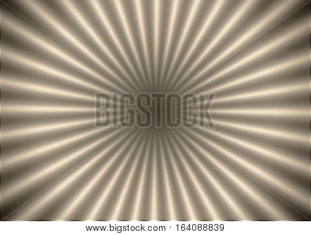 Hypnotic tunnel vortex grunge rays abstract image background