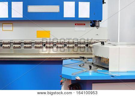 Big Hydraulic Machine Press in Steel Factory
