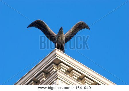 A Bird Statue