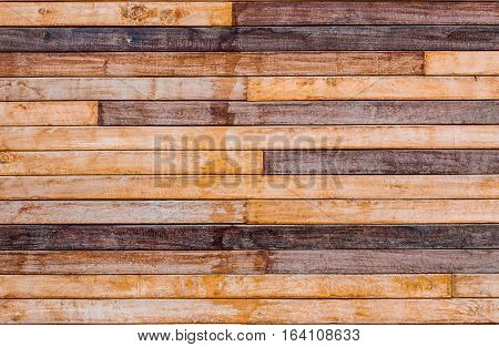 Stained Wood Surface Wall Background / Texture