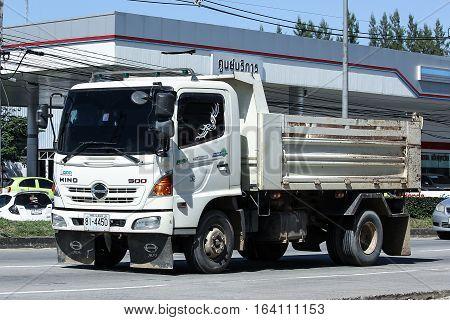 Private Hino Dump Truck