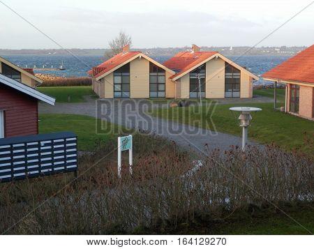 View Over Flensburg Fjord