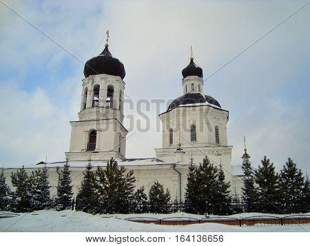 Orthodox Church in Western Siberia, Tomsk, Russia