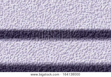 Violet lines and white delicate embossed 3d texture background