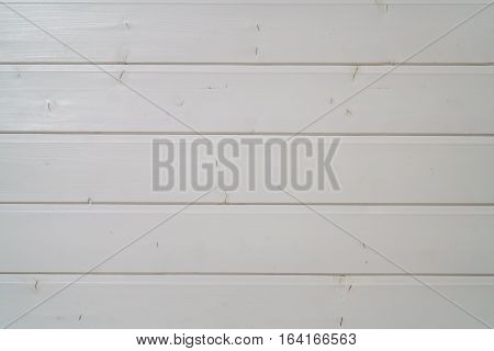 white wood painted siding panels, background photo