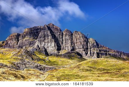 The Man Of Storr